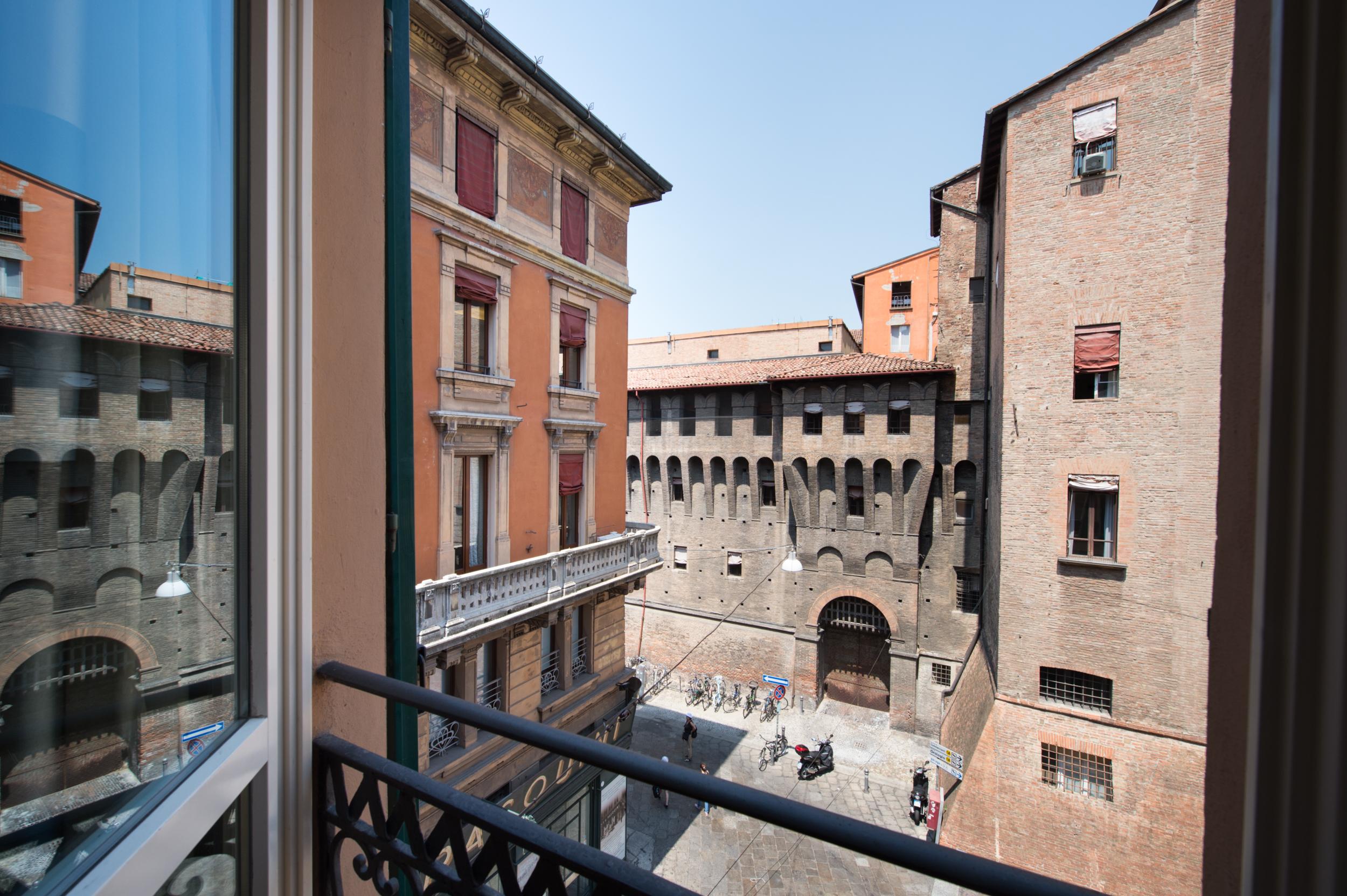 Art Hotel Orologio Bolonia, Italia